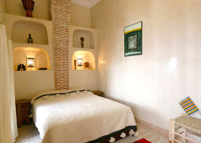 Love nest ★Cosy Riad ★Medina ★ B&B  - Marrakesch