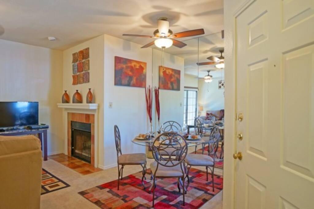 2 Bedroom 2 Bathroom Condo Apartments For Rent In San Antonio Texas United States