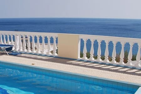 Villa,astonishing view to the sea - Achlia