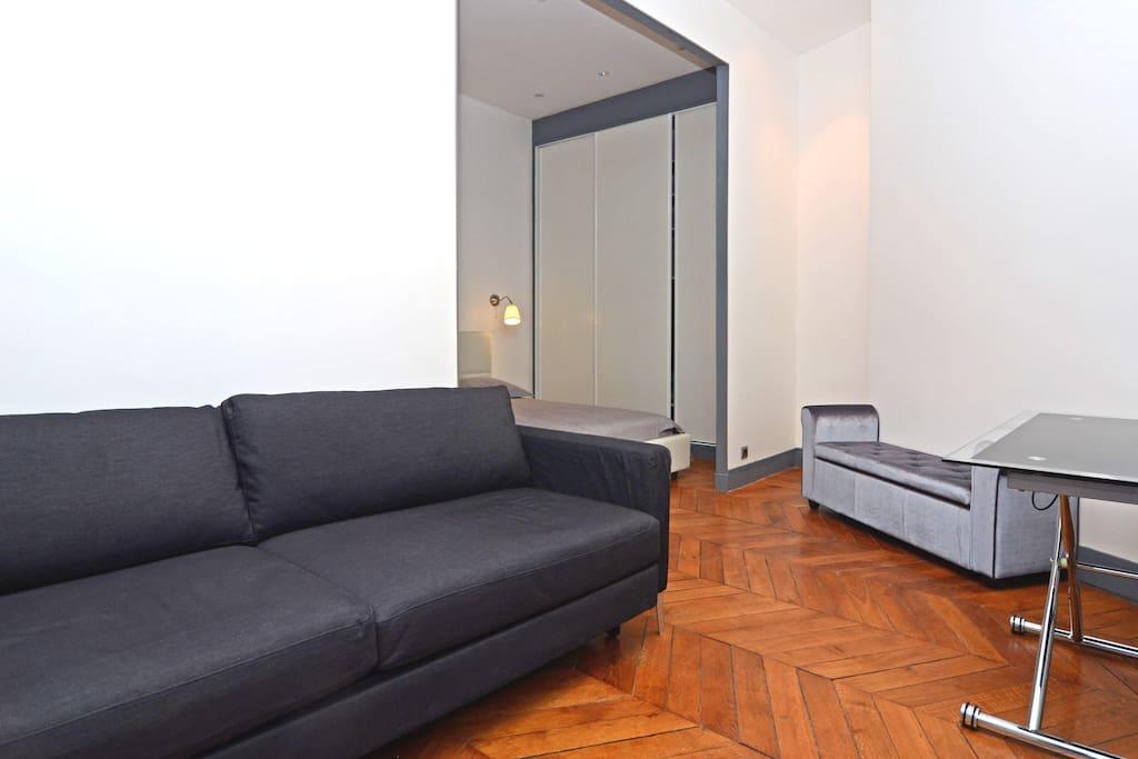 Appartement luxueux dans le quartie appartements louer - Location appartement meuble ile de france ...