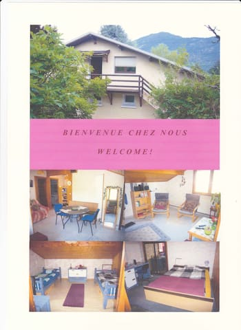 BED & BREAKFAST CALME ABSOLU - Challes-les-Eaux - Bed & Breakfast