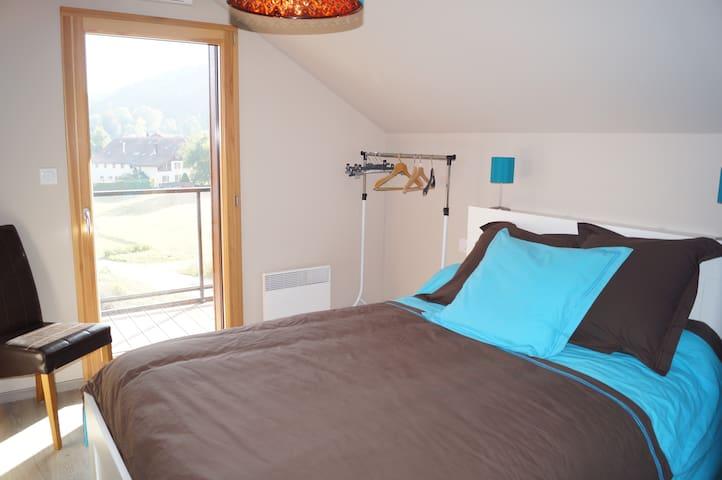 Appartement avec vue sur le lac - Malbuisson - Apartment
