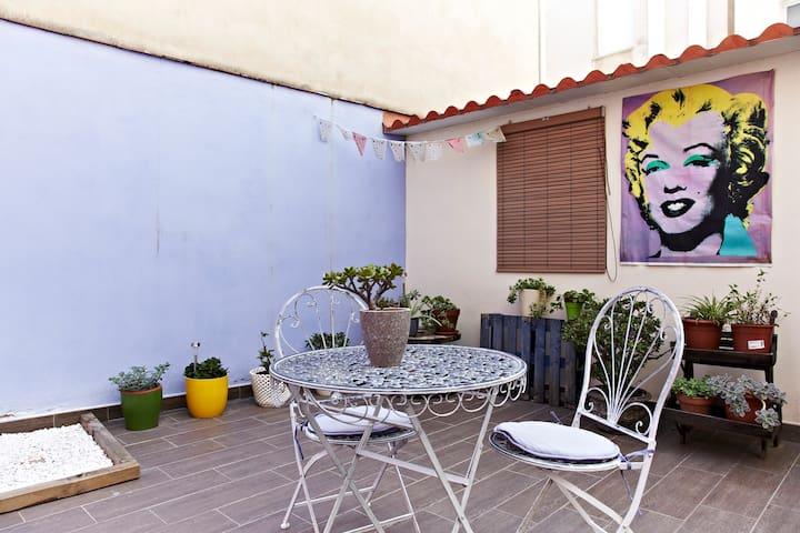 Piso 105 m2, céntrico muy acogedor - Reus - Departamento