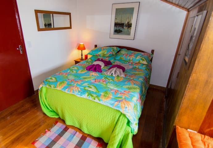 Double loft city view room - Rio de Janeiro - Bed & Breakfast