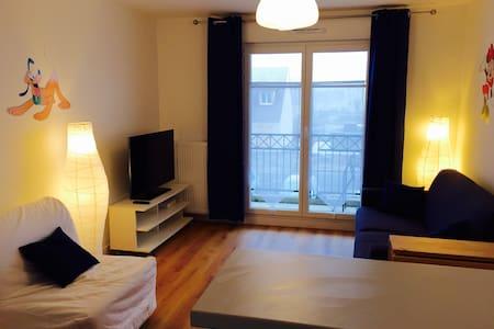 Magicapart quincy voisins - Appartement