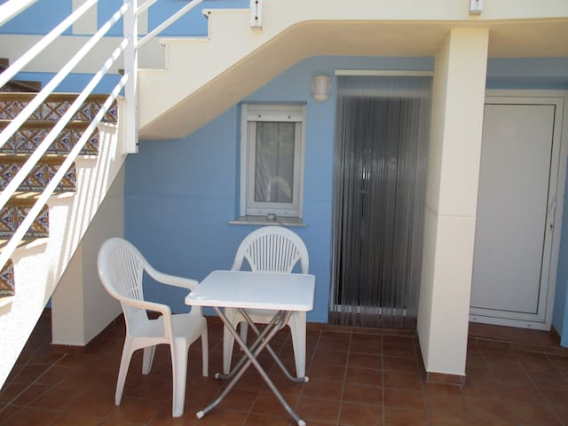 Planta baja a 100m playa tranquila - Oliva - Apartment