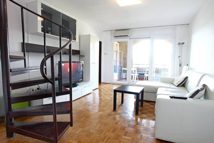SS1 Three-Bedroom Spacious Modern Apartment