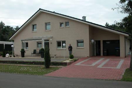 Appartement mit Balkon, 2 Schlafzimmer - Itterbeck - Apartmen