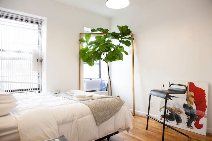 Artist Loft (your in-city hideout) - New York - Huoneisto