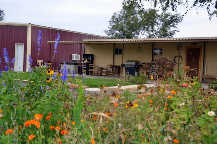 The Great Plains Bunk House LLC