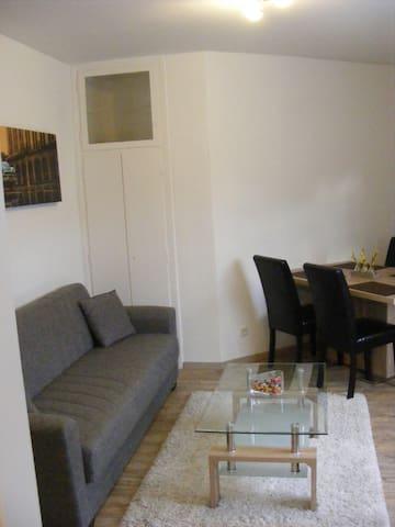 Schöne 3-Zimmerwohnung in Stuttgart - Stuttgart - Apartment