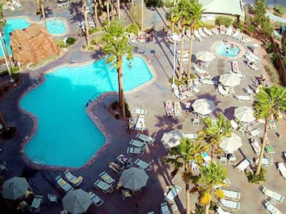 Grandview Resort Big 1 Br Luxury Condo Unit A Condominiums For Rent In Las Vegas Nevada