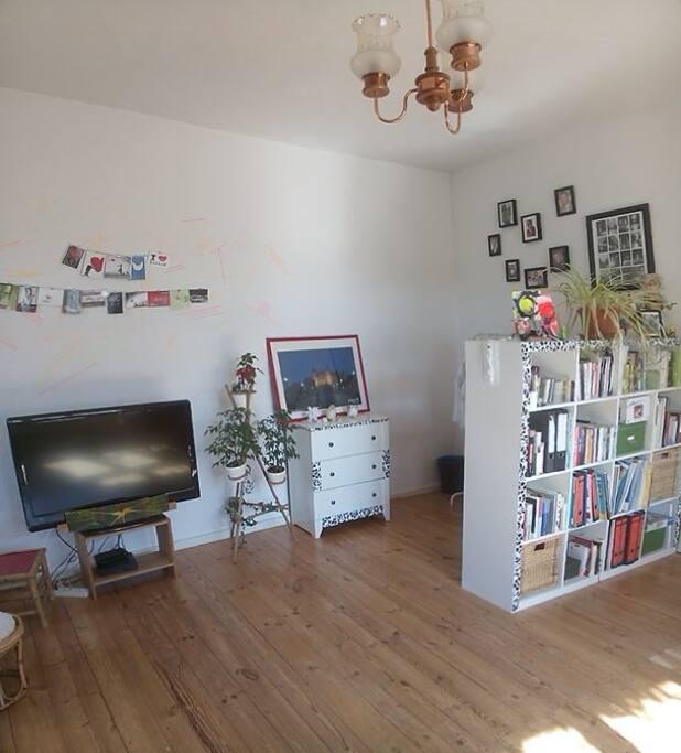 Teil 2  vom Wohnzimmer