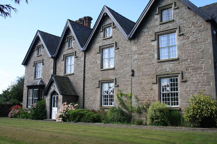 Stunning Grade II home in beautiful Radnorshire - Norton nr Presteigne - Bed & Breakfast