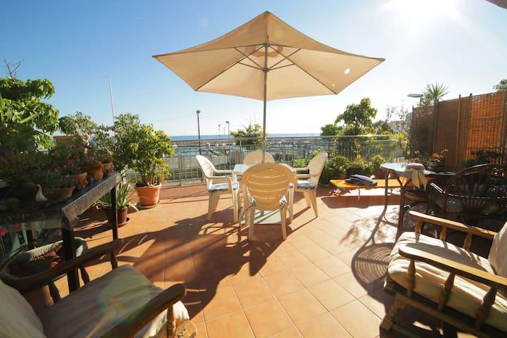 La casa de Tito y Maruja - Palma - Appartement