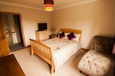 Detached home in South Reading UK - Reading - Bed & Breakfast