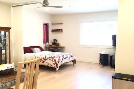Menlo Park Studio. Private Entry. - Menlo Park - Other