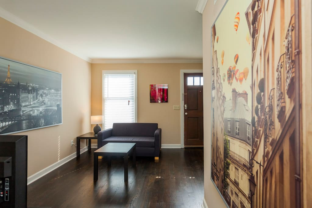 Permit #201527863  Living room/Entry