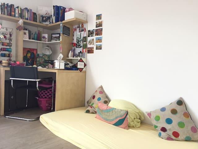 Studio apt: 15 min from Citycenter - Munich - Apartmen