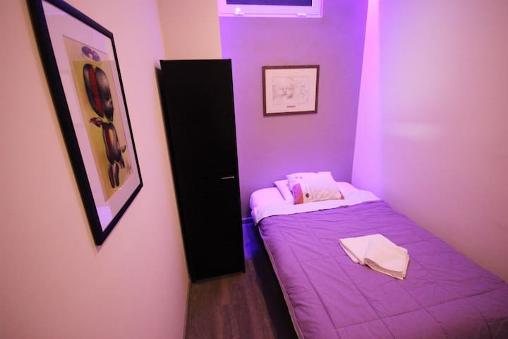 4. Economy Small Double Bed Room