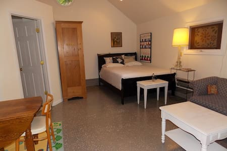 Comfy private studio - Indianapolis - Apartamento