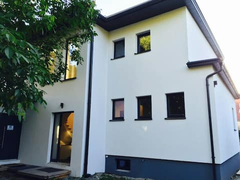 Modernes Haus in St.Pöltens Süden