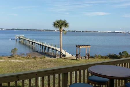 Big Water Views. Waterfront Home - Panama City Beach