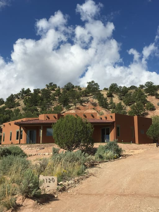 Set in the red rocks of Southern Utah