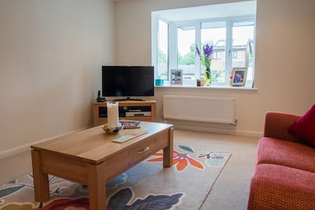 Double room in heart of Brackley. - Brackley - House