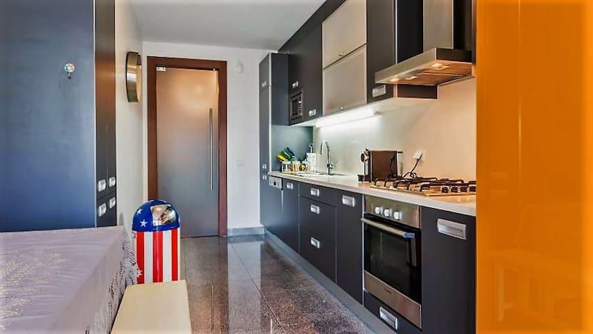 Luxury 1 + Pool + Sauna + Jacuzzi + Spa + Ginásio - Vila Nova de Gaia - Apartment