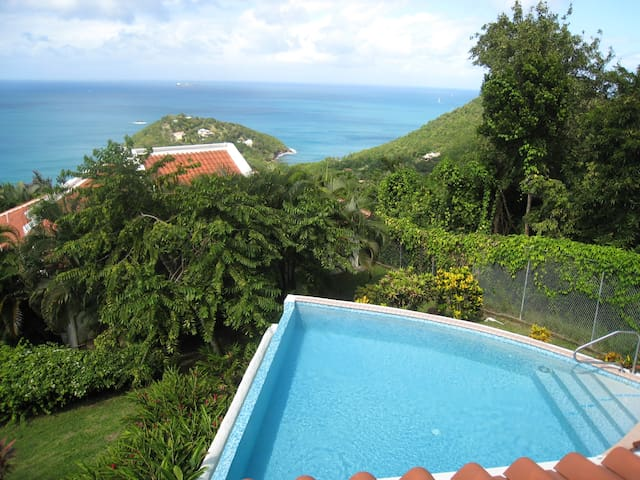 Private villa, Windjammer Landing - Castries City - Villa