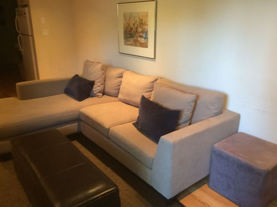 Great comfortable couch to relax