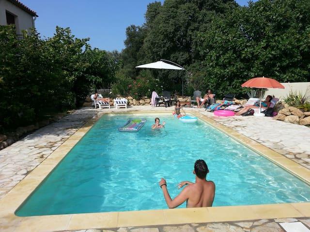 Holiday villa 'Le Bien Aller' - Laroque-des-Albères - 別荘