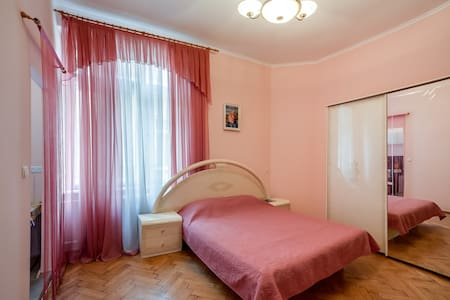 Cozy quiet flat in the Lviv centre! - L'viv - Daire