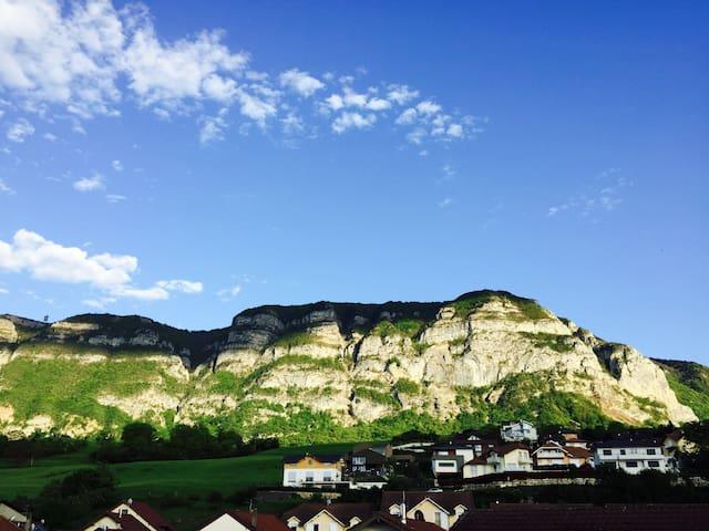 Aux portes de Genève et des Alpes - Bossey - Apto. en complejo residencial