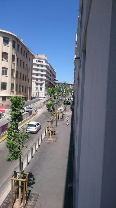 Gare st charles vieux port c ur centre ville flats - Distance gare st charles vieux port marseille ...