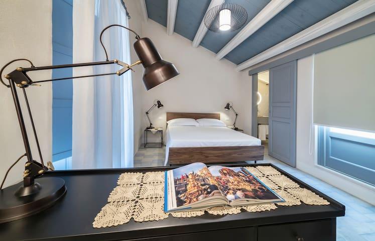 "Mangiabove - Double room ""Gabella"" - Marina di Ragusa - Bed & Breakfast"