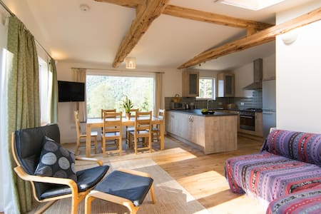 Luxury wooden cabin in the wild - Balquhidder - Chatka