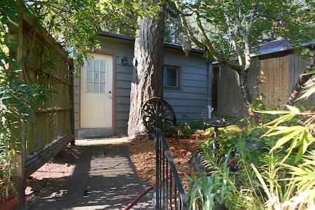 Guest House in the Garden - Portland - Huis