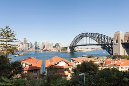 Stylish and Comfortable Apartment - Kirribilli - Lejlighed