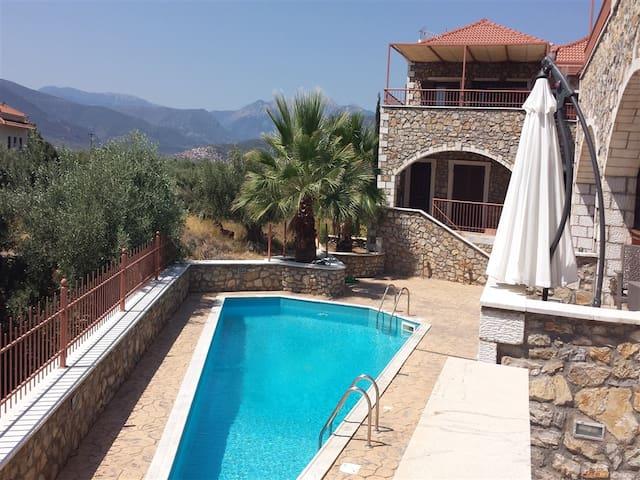 VILLA ANDREAS - Agios Andreas - Pis