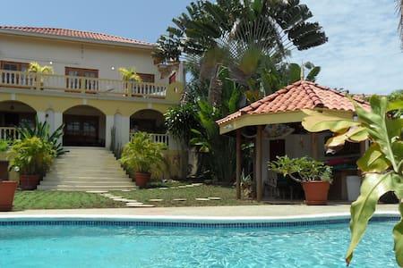 Travellers Palm Villa - Buccoo - 别墅