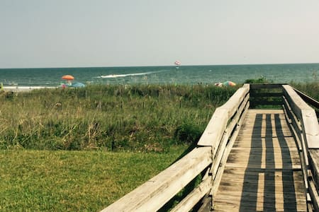 Oceanfront Great Fall Deals! - North Myrtle Beach - Apartment