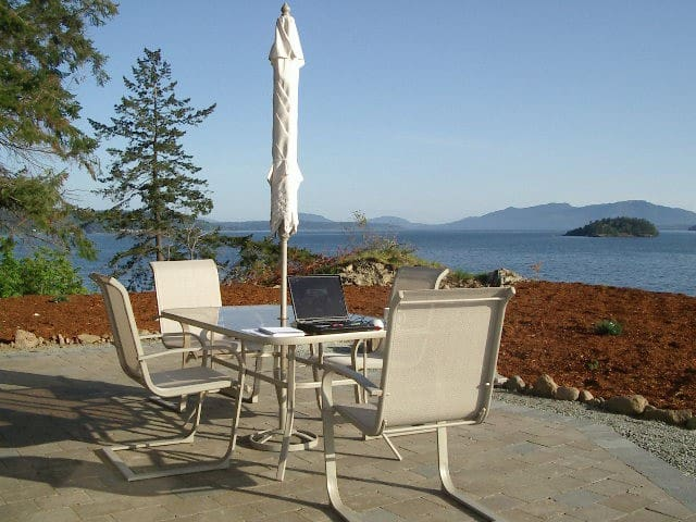 Executive home on Brentwood Bay - Victoria - Haus