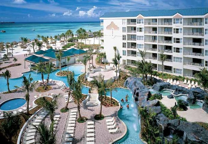 Marriott's St. Kitts Beach Club - Noord - Pis