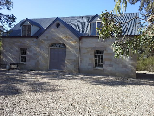 sandstone cottage on ten acres - Kurrajong - Hus