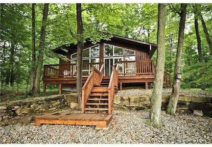 Upper Narrows Retreat - Guest House - Newboro - กระท่อม