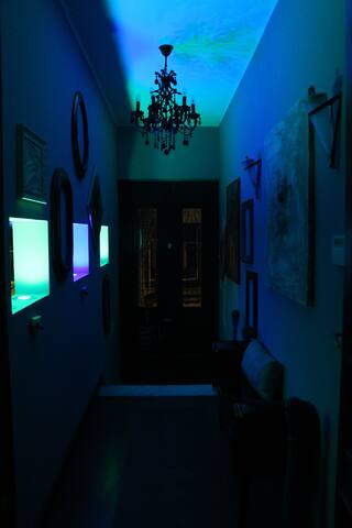 Remus-Art Hostel  room *Blue Note* - Colonia Del Sacramento - Bed & Breakfast