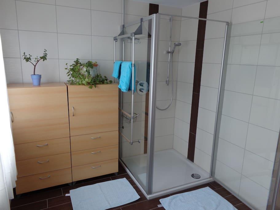 Das saubere Bad