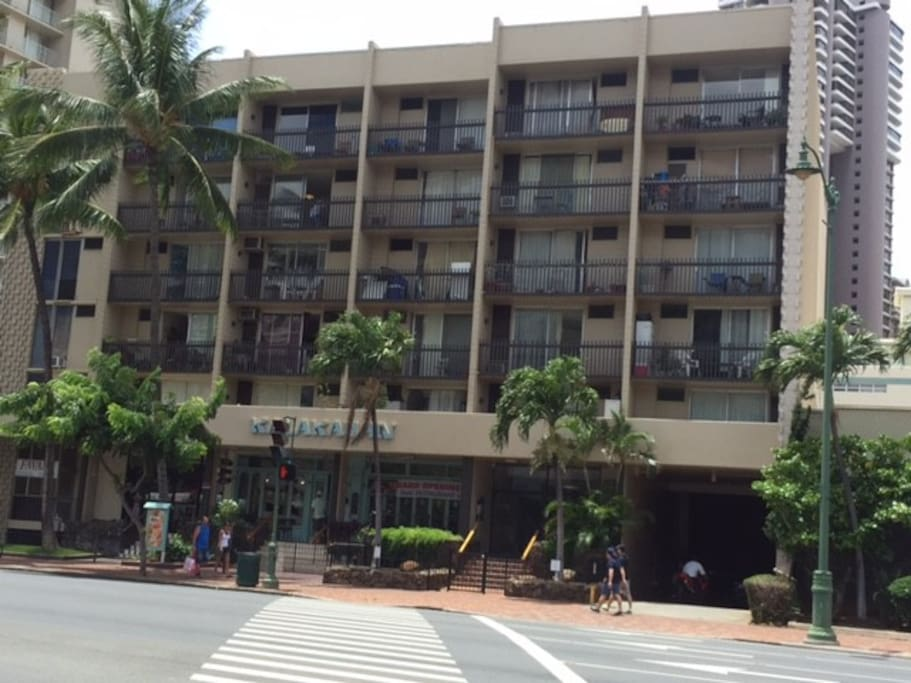 Waikiki Condo Apartments For Rent In Honolulu Hawaii United States